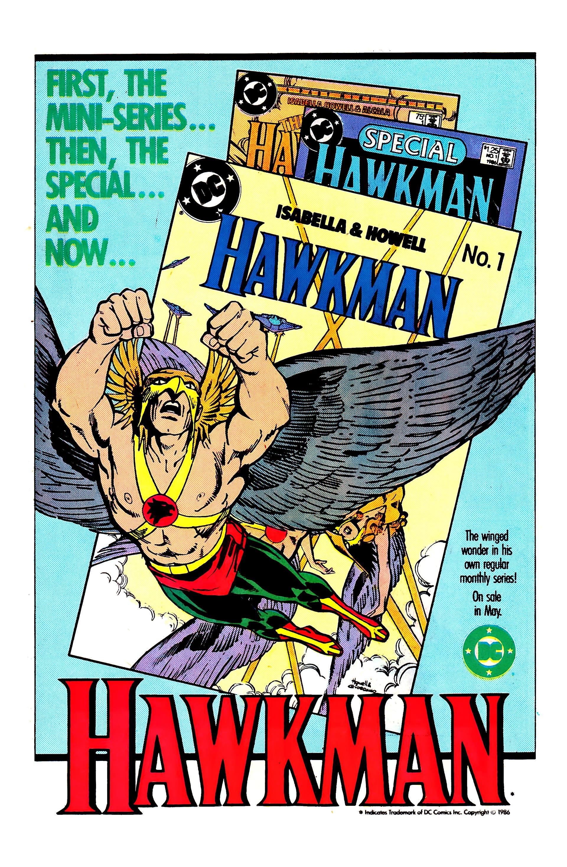 Read online Secret Origins (1986) comic -  Issue #6 - 26