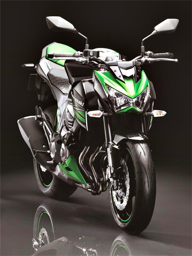 Bike Motors - Kawasaki Z800 - YouTube