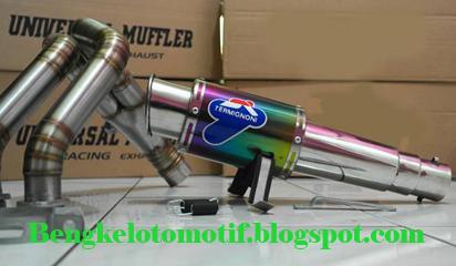 Model Dan Harga knalpot Racing Untuk Yamaha Jupiter Mx