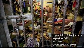 Indonesia dan Negara-negara yang Bebaskan Tahanan Gegara Corona
