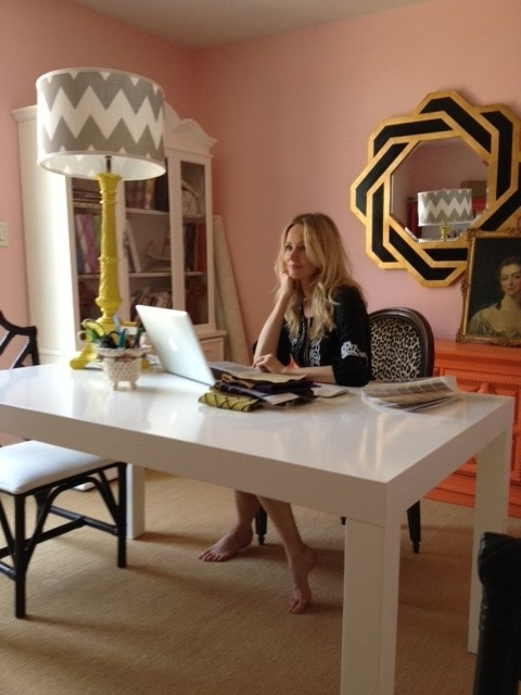 Mommy Amour Office Space