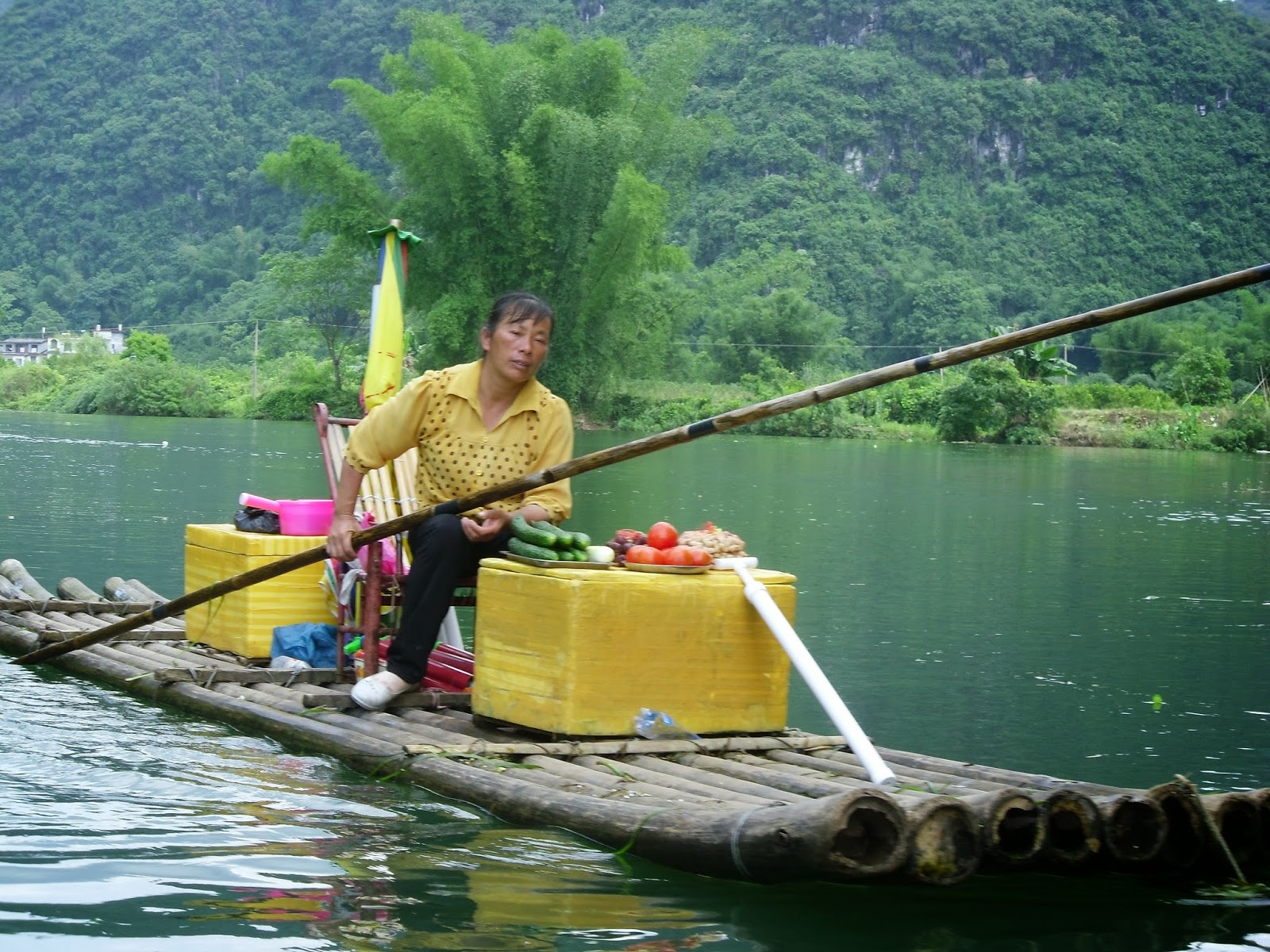Diferencas culturais na China