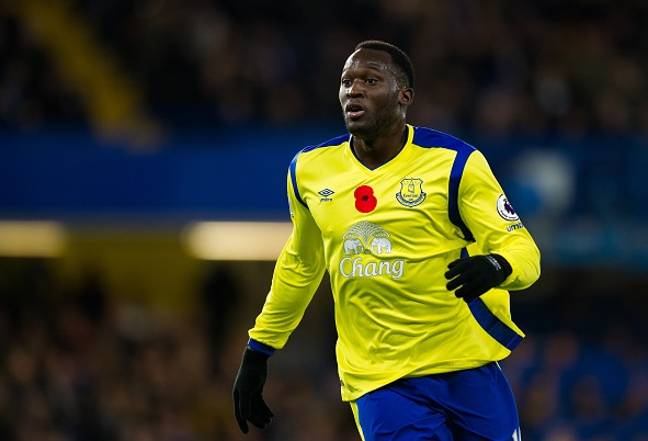 Everton striker Romelu Lukaku transfer news
