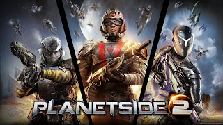 game fps pc terbaik terpopuler - Planet side 2