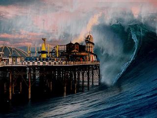 BMKG prediksi bencana Tsunami di Zona Megathrust