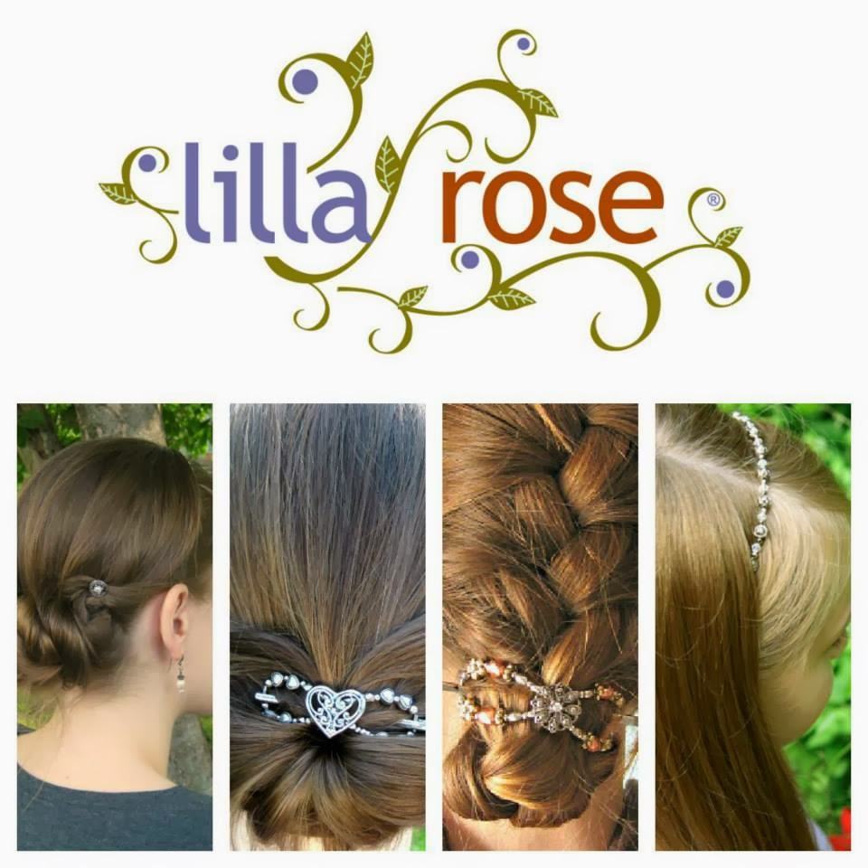 Treat yourself to something pretty for your hair!