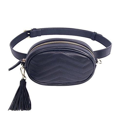 16b1d79c4f24 TJEtrade Waist Pack for Women Running Belt Fashion Fanny Pack Bum Bag  Waterproof 2019