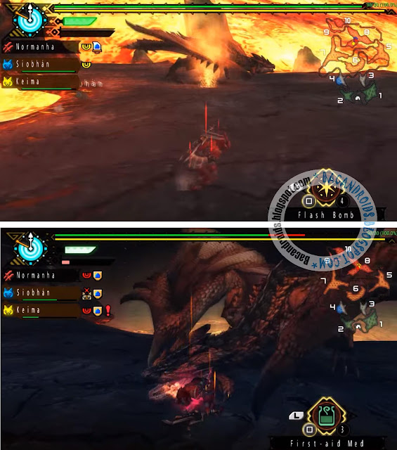 download Game PSP Monster Hunter Portable 3rd ISO
