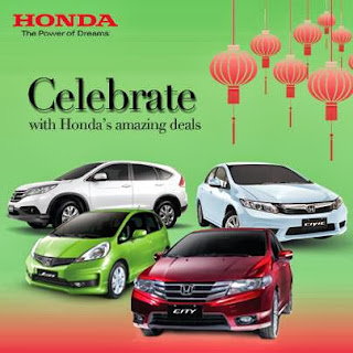 Honda's Amazing Deals