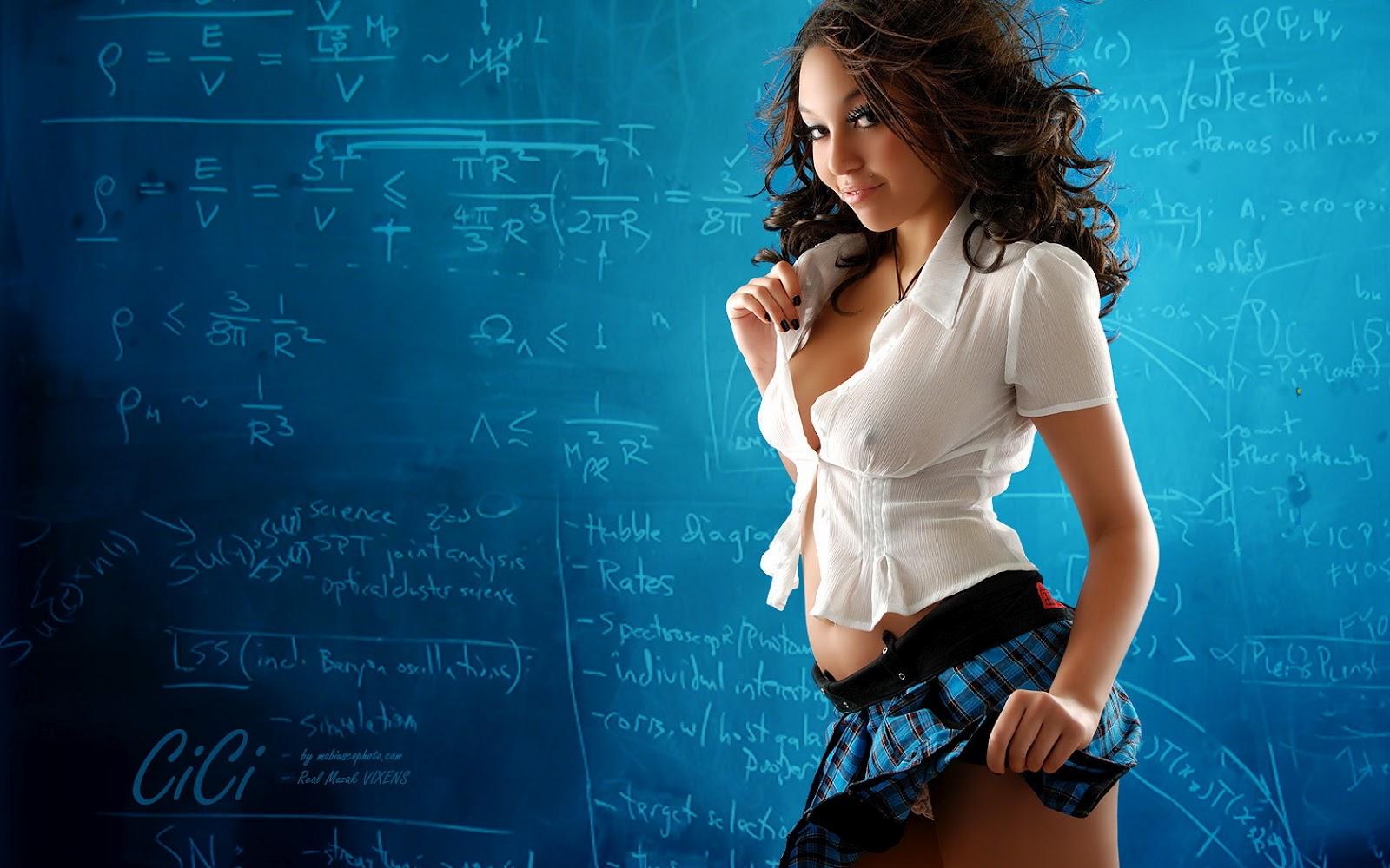 English School Sexy