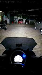 lampu depan yamaha nmax