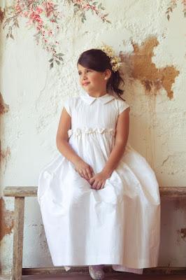 Vestidos de niña para bautizos