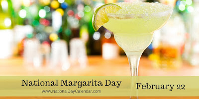 """National Margarita Day"""