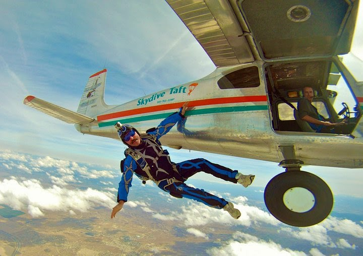 Skydiver Driver: Skydive Aircraft List
