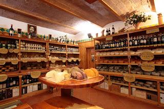 kaaswinkel Pienza