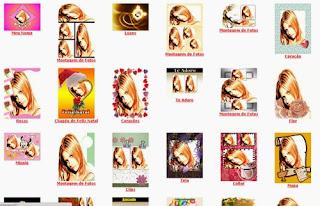 Montagem de fotos online grátis