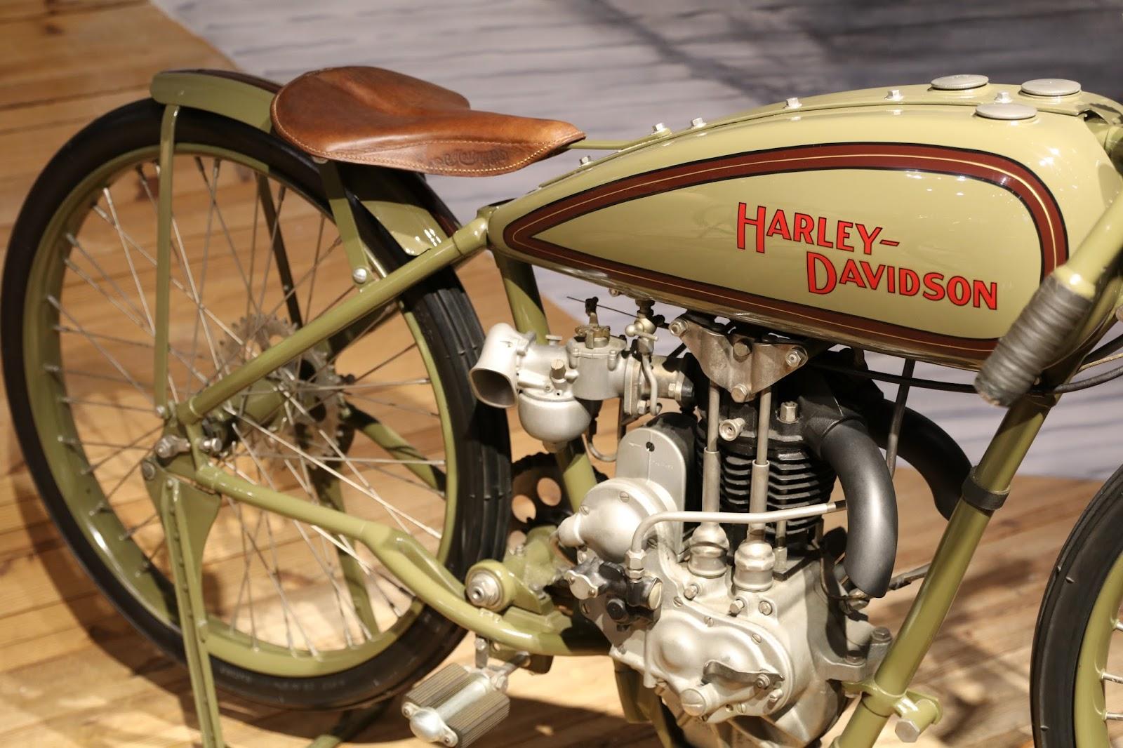 OldMotoDude: 1929 Harley-Davidson Peashooter Board Track