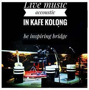 Musik Kafe Kolong