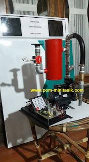 mesin pom mini