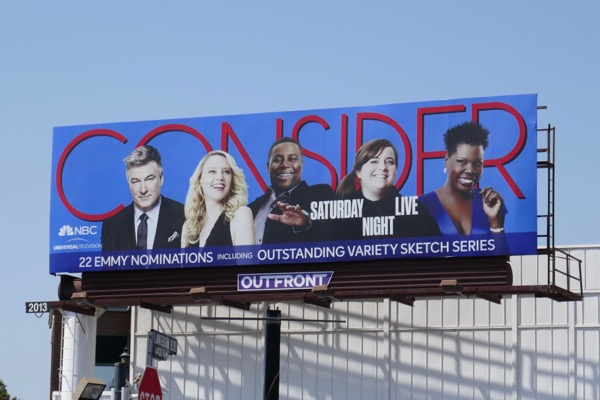 Consider Saturday Night Live 22 Emmy noms billboard
