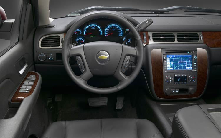 Best Car Models & All About Cars: 2012 Chevrolet Tahoe