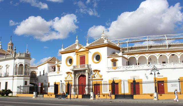 La Plaza de Toros de la Real Maestranza de Caballería de Sevilla, el coso taurino más antiguo de España