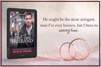 Part-time Husband teaser graphic arrogant