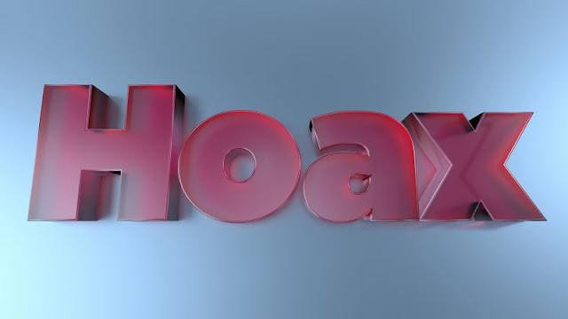 Hoax Membangun Itu Sakit, Mas