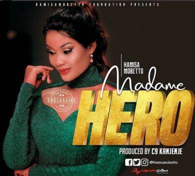Hamisa Mobetto (Hamisa Mobeto) - Madam Hero