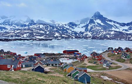 Greenland nowdays
