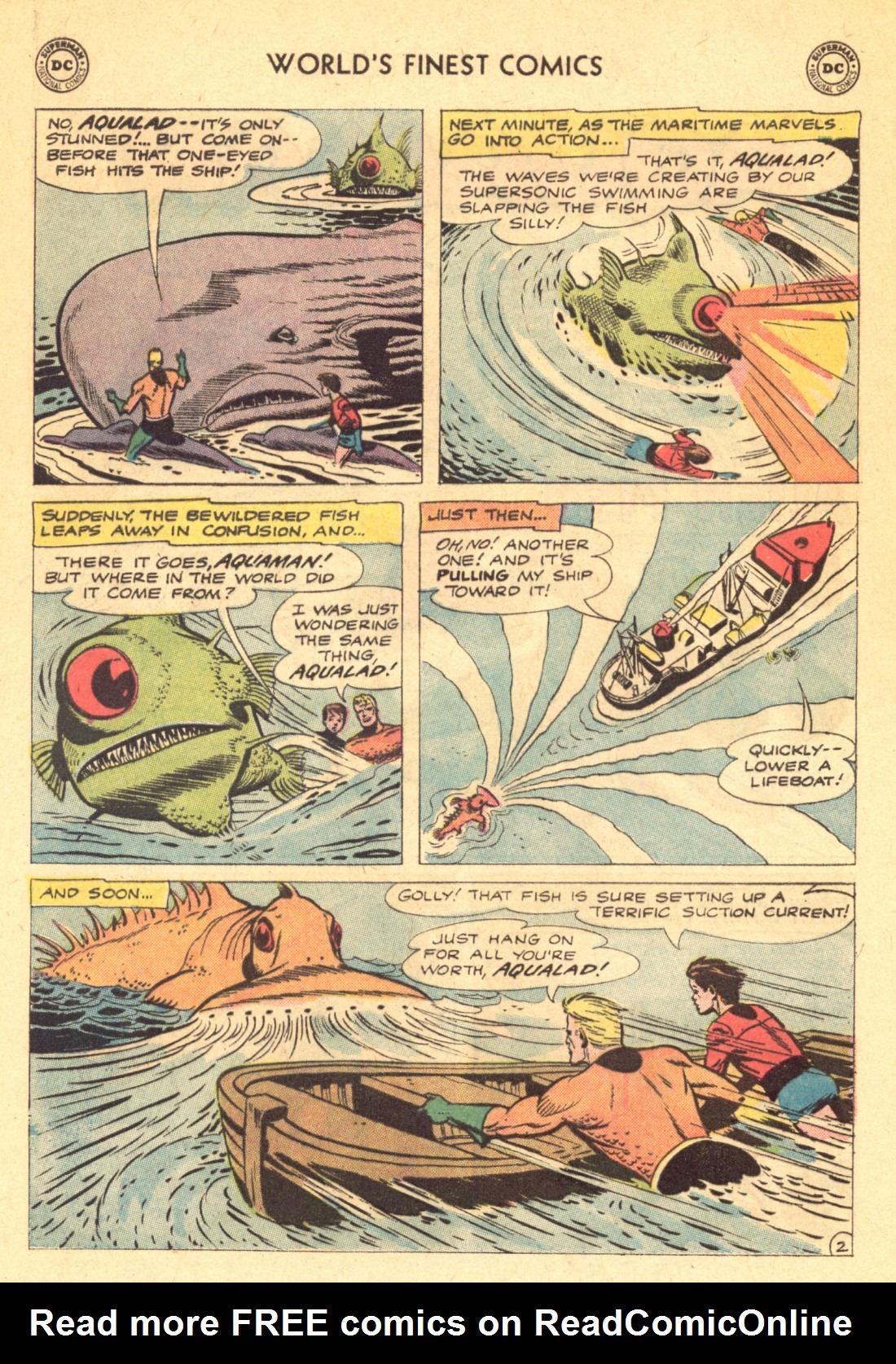 Read online World's Finest Comics comic -  Issue #129 - 20