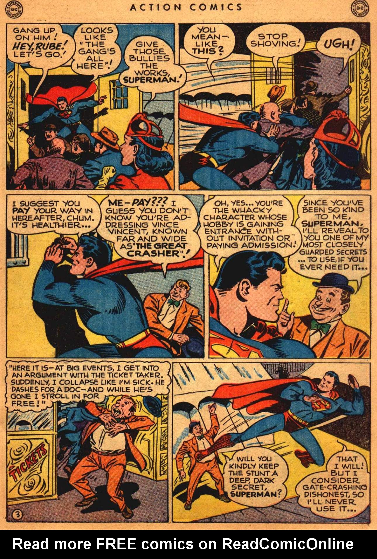 Read online Action Comics (1938) comic -  Issue #108 - 4
