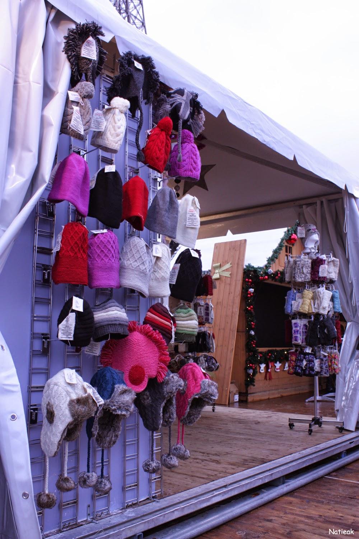 tricot népalais Le marché du Trocadero