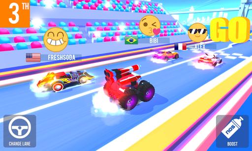 SUP Multiplayer Racing