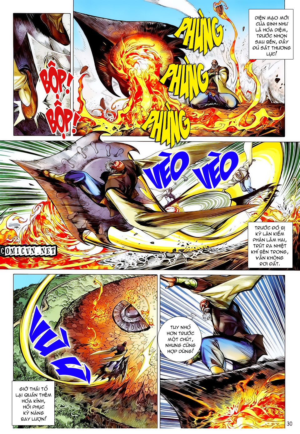 truyện tranh thiết tướng tung hoành Chapter 17/