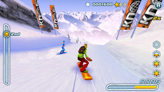 -GAME-Snowboard Hero