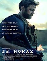 13 horas: Los soldados secretos de Bengasi (2016) [Vose]