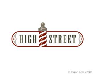 Collection of Inspiring Barber Shop Logo Designs - Jayce-o ...