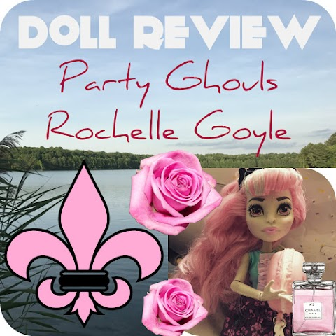 Party Ghouls Rochelle Goyle Doll Review