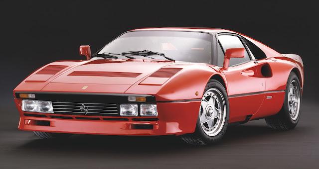 フェラーリ 歴代の名車 288GTO