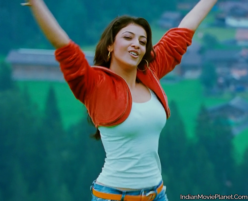 Kajal tight dress images