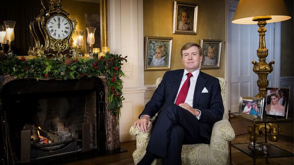 First Christmas speech of King Willem - Alexander