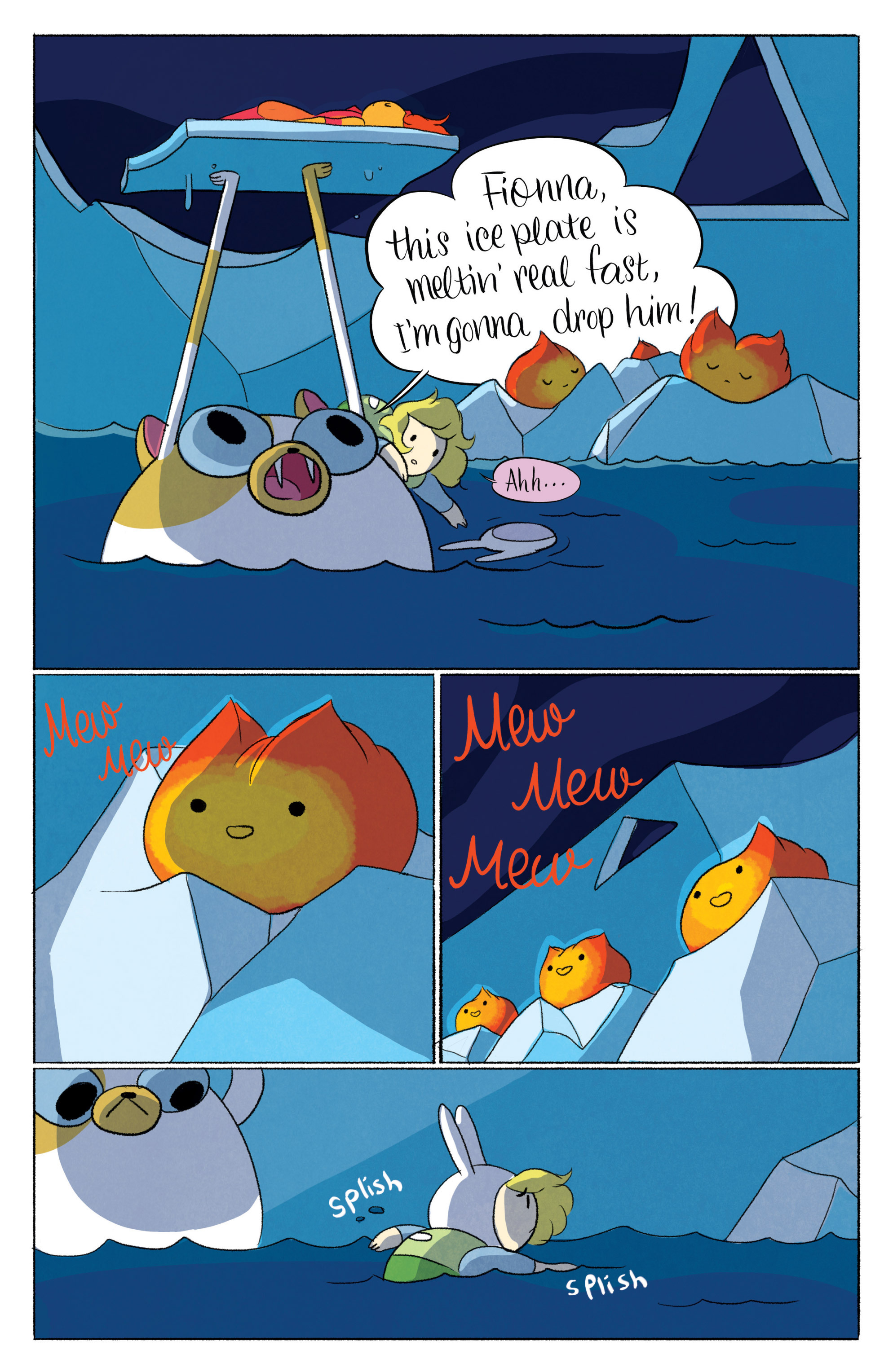 Read online Adventure Time with Fionna & Cake comic -  Issue #6 - 21