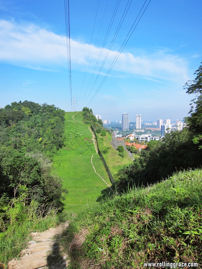 where to hike in kepong