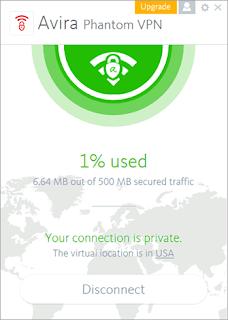 Avira Phantom VPN Pro 2.4.3.30556 Criesmooth