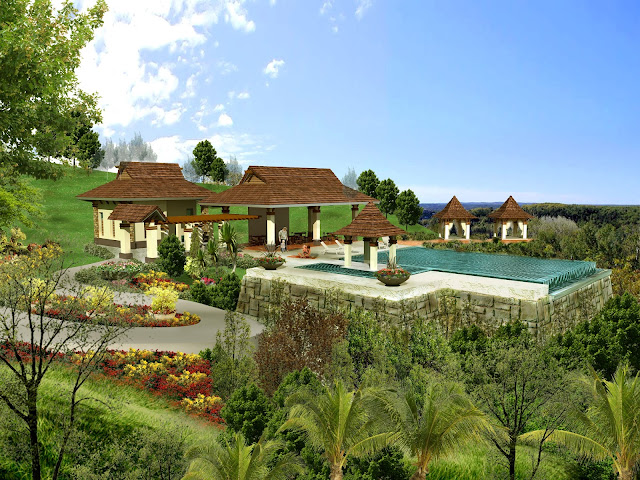 cathay land, south forbes, nirwana bali,