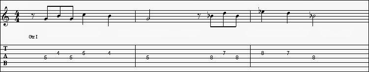 Lick of the Day: Vinyl Guitar Licks - Def Leppard - Hysteria