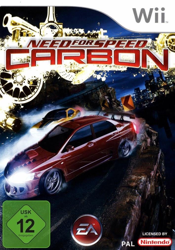 ea games nfs carbon free