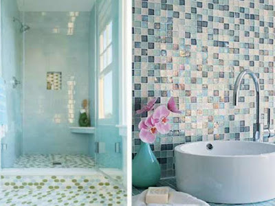 Hogar 10: Tipos de azulejos para el baño