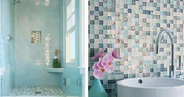 Hogar 10 tipos de azulejos para el ba o - Tipos de azulejos ...